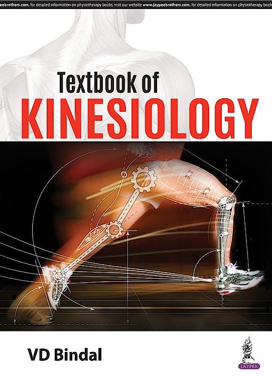 Portada del libro 9789352704521 Textbook of Kinesiology
