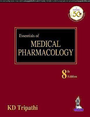 Portada del libro 9789352704996 Essentials of Medical Pharmacology