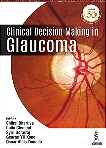 Portada del libro 9789352705245 Clinical Decision Making in Glaucoma