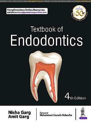 Portada del libro 9789352705351 Textbook of Endodontics + Online Resources