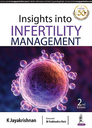 Portada del libro 9789352705979 Insights Into Infertility Management