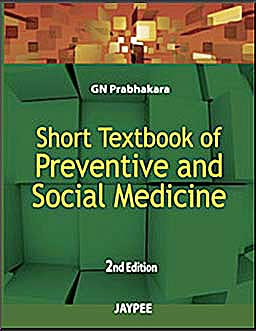 Portada del libro 9789380704104 Short Textbook of Preventive and Social Medicine