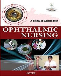 Portada del libro 9789380704111 Ophthalmic Nursing