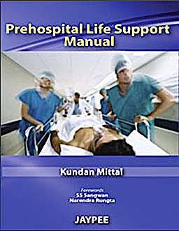 Portada del libro 9789380704265 Prehospital Life Support Manual
