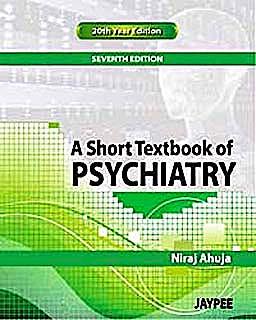 Portada del libro 9789380704661 A Short Textbook of Psychiatry