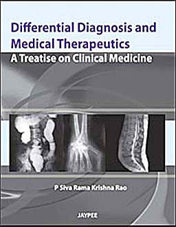 Portada del libro 9789380704951 Differential Diagnosis and Medical Therapeutics. a Treatise on Clinical Medicine