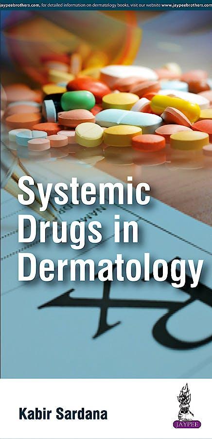 Portada del libro 9789385891243 Systemic Drugs in Dermatology