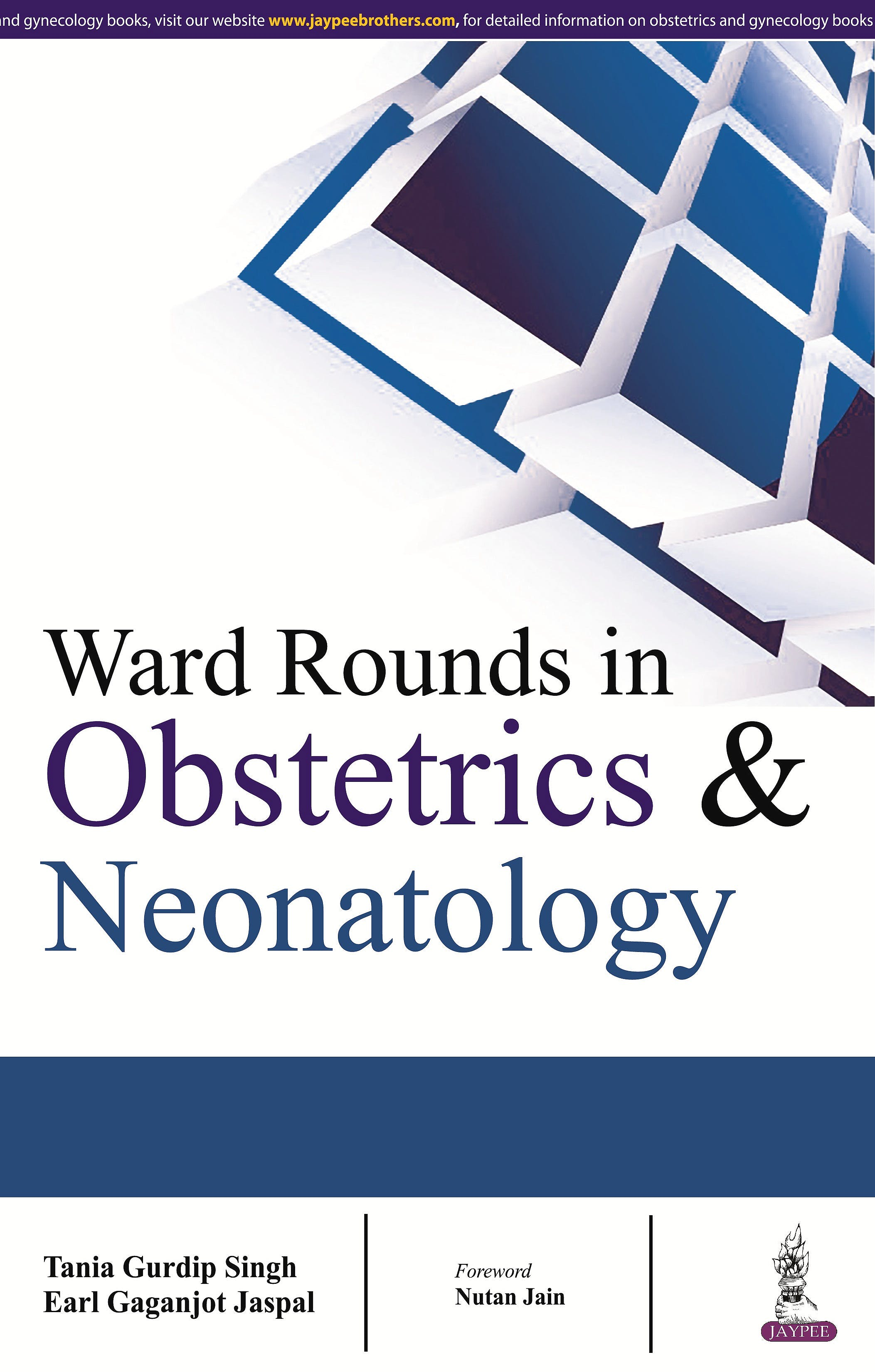 Portada del libro 9789385891656 Ward Rounds in Obstetrics and Neonatology