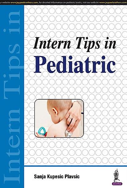 Portada del libro 9789386056719 Intern Tips in Pediatric