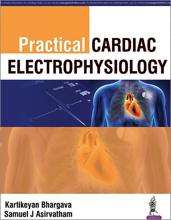 Portada del libro 9789386056795 Practical Cardiac Electrophysiology