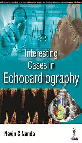 Portada del libro 9789386056948 Interesting Cases in Echocardiography