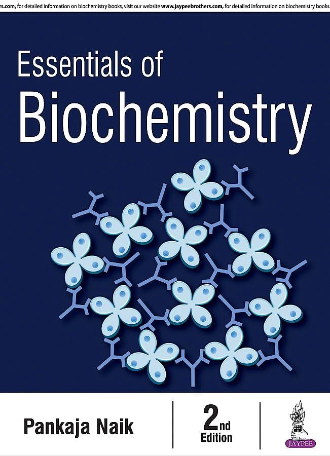 Portada del libro 9789386150301 Essentials of Biochemistry