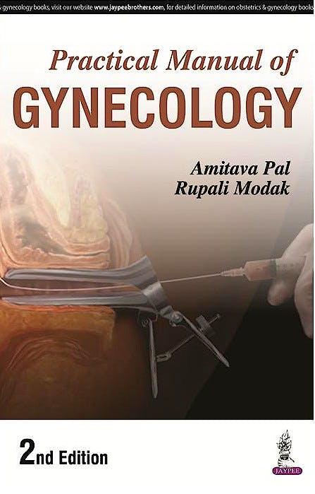 Portada del libro 9789386150936 Practical Manual of Gynecology