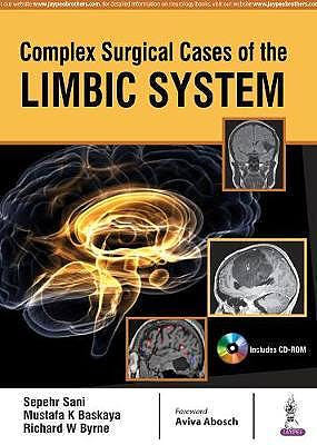 Portada del libro 9789386261441 Complex Surgical Cases of the Limbic System