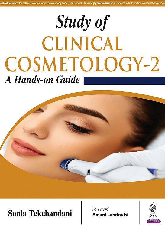 Portada del libro 9789386261908 Study of Clinical Cosmetology 2. A Hands-on Guide