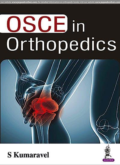 Portada del libro 9789386322135 Osce in Orthopedics