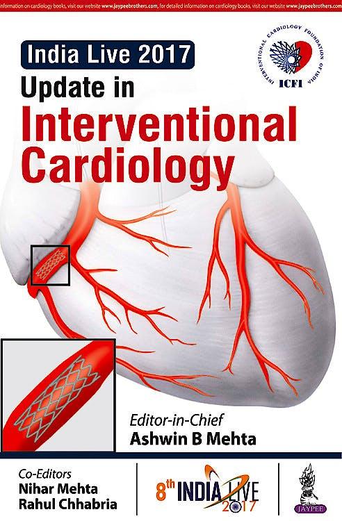 Portada del libro 9789386322227 Update in Interventional Cardiology