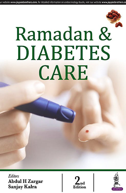 Portada del libro 9789386322265 Ramadan and Diabetes Care