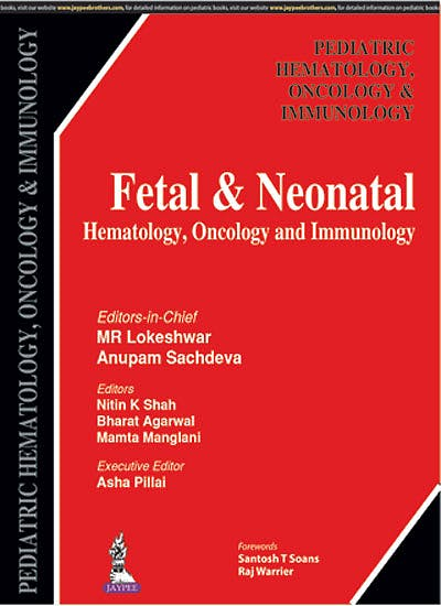 Portada del libro 9789386322760 Fetal and Neonatal Hematology, Oncology and Immunology