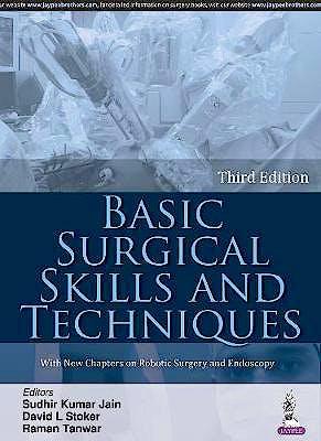 Portada del libro 9789386322814 Basic Surgical Skills and Techniques