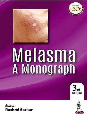 Portada del libro 9789389188813 Melasma. A Monograph