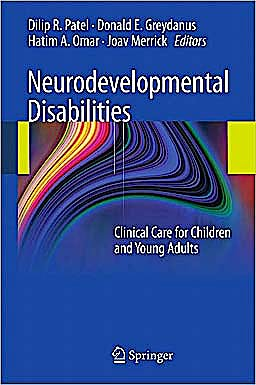 Portada del libro 9789400706262 Neurodevelopmental Disabilities. Clinical Care for Children and Young Adults
