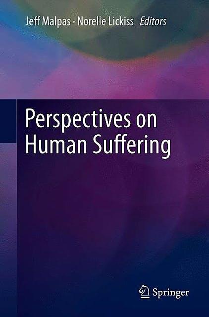 Portada del libro 9789400727946 Perspectives on Human Suffering