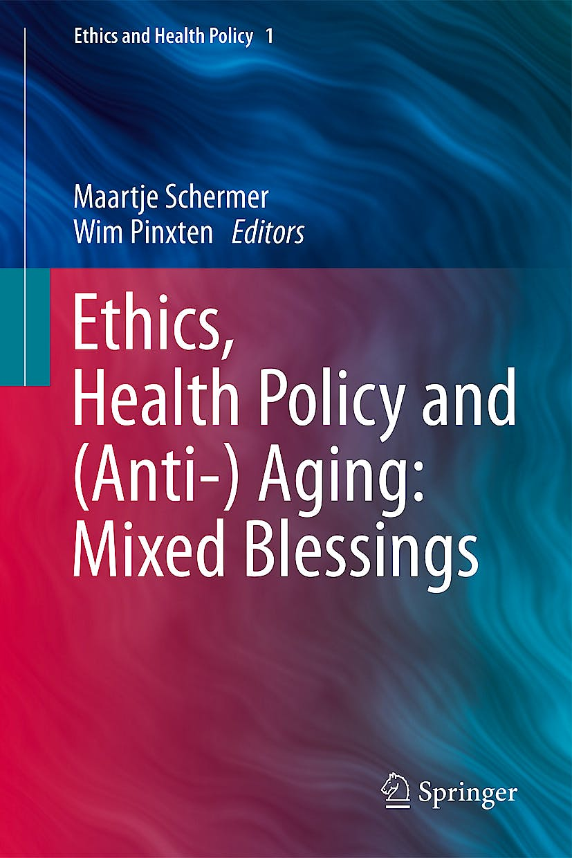 Portada del libro 9789400738690 Ethics, Health Policy and (Anti-) Aging: Mixed Blessings (Ethics and Health Policy, Vol. 1)