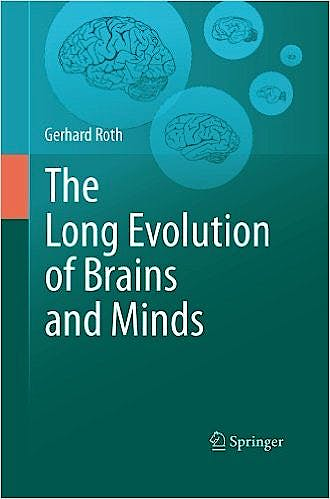 Portada del libro 9789400796065 The Long Evolution of Brains and Minds