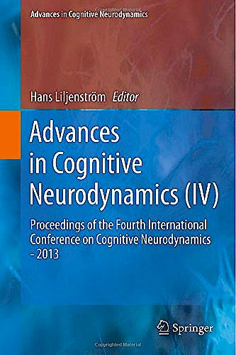 Portada del libro 9789401795470 Advances in Cognitive Neurodynamics (Iv)