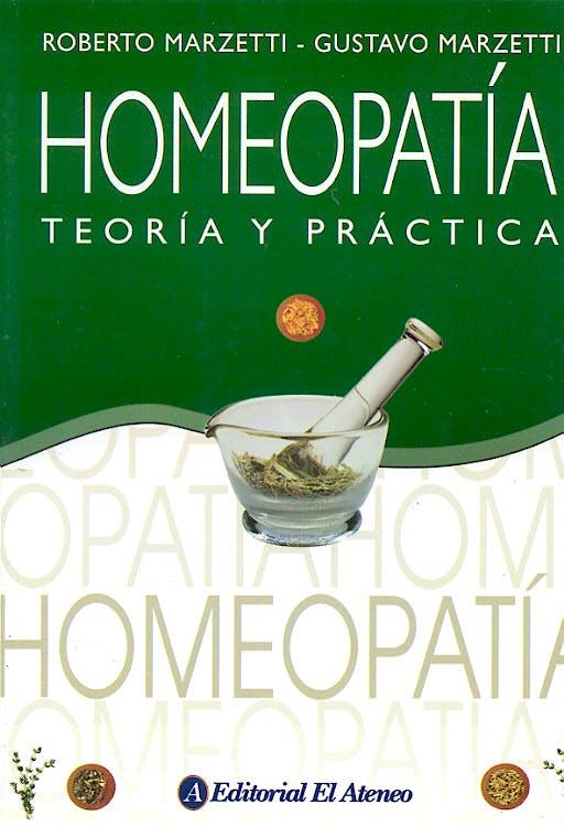 Portada del libro 9789500204125 Homeopatía. Teoría y Práctica