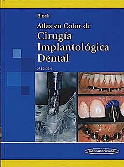 Portada del libro 9789500601726 Atlas en Color de Cirugia Implantologica Dental