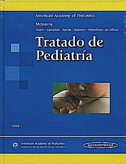 Portada del libro 9789500602587 Tratado de Pediatría, 2 Tomos (American Academy Of Pediatrics)