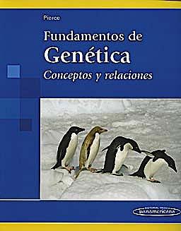 Portada del libro 9789500602754 Fundamentos de Genetica. Conceptos y Relaciones