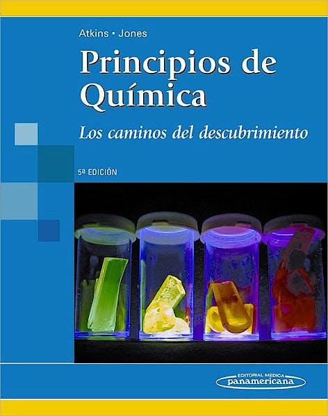 Portada del libro 9789500602822 Principios de Química. Los Caminos del Descubrimiento