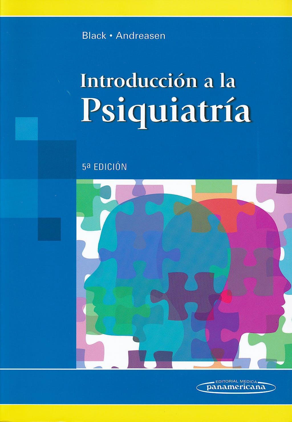 Portada del libro 9789500603355 Introduccion a la Psiquiatria