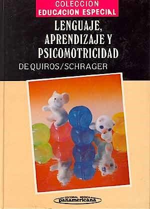 Portada del libro 9789500605120 Lenguaje, Aprendizaje y Psicomotricidad