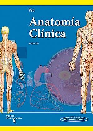 Portada del libro 9789500606035 Anatomía Clínica + Acceso Online