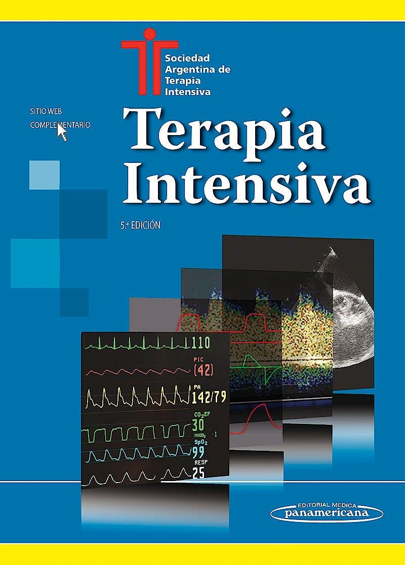 Portada del libro 9789500606073 Terapia Intensiva
