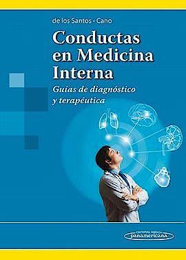 Portada del libro 9789500606219 Conductas en Medicina Interna. Guías de Diagnóstico y Terapéutica
