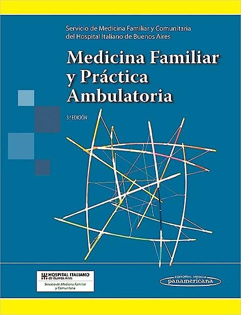 Portada del libro 9789500606752 Medicina Familiar y Practica Ambulatoria