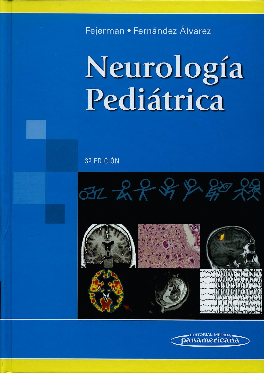 Portada del libro 9789500607940 Neurología Pediátrica