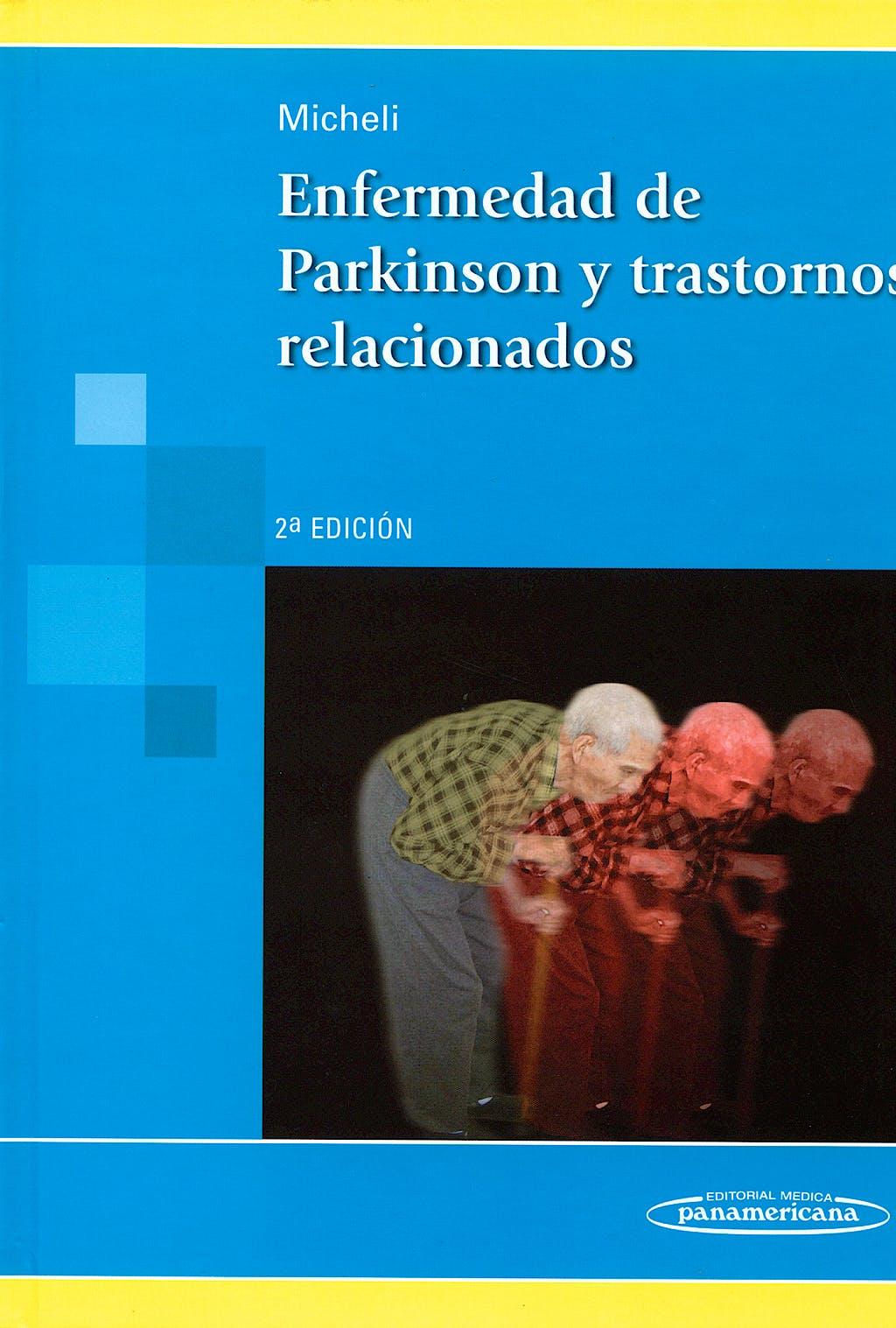 Portada del libro 9789500615815 Enfermedad de Parkinson y Trastornos Relacionados