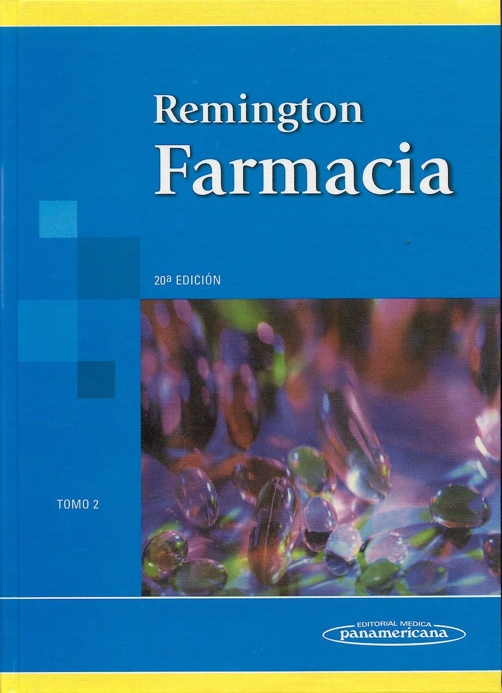 Portada del libro 9789500618670 Farmacia, Tomo 2