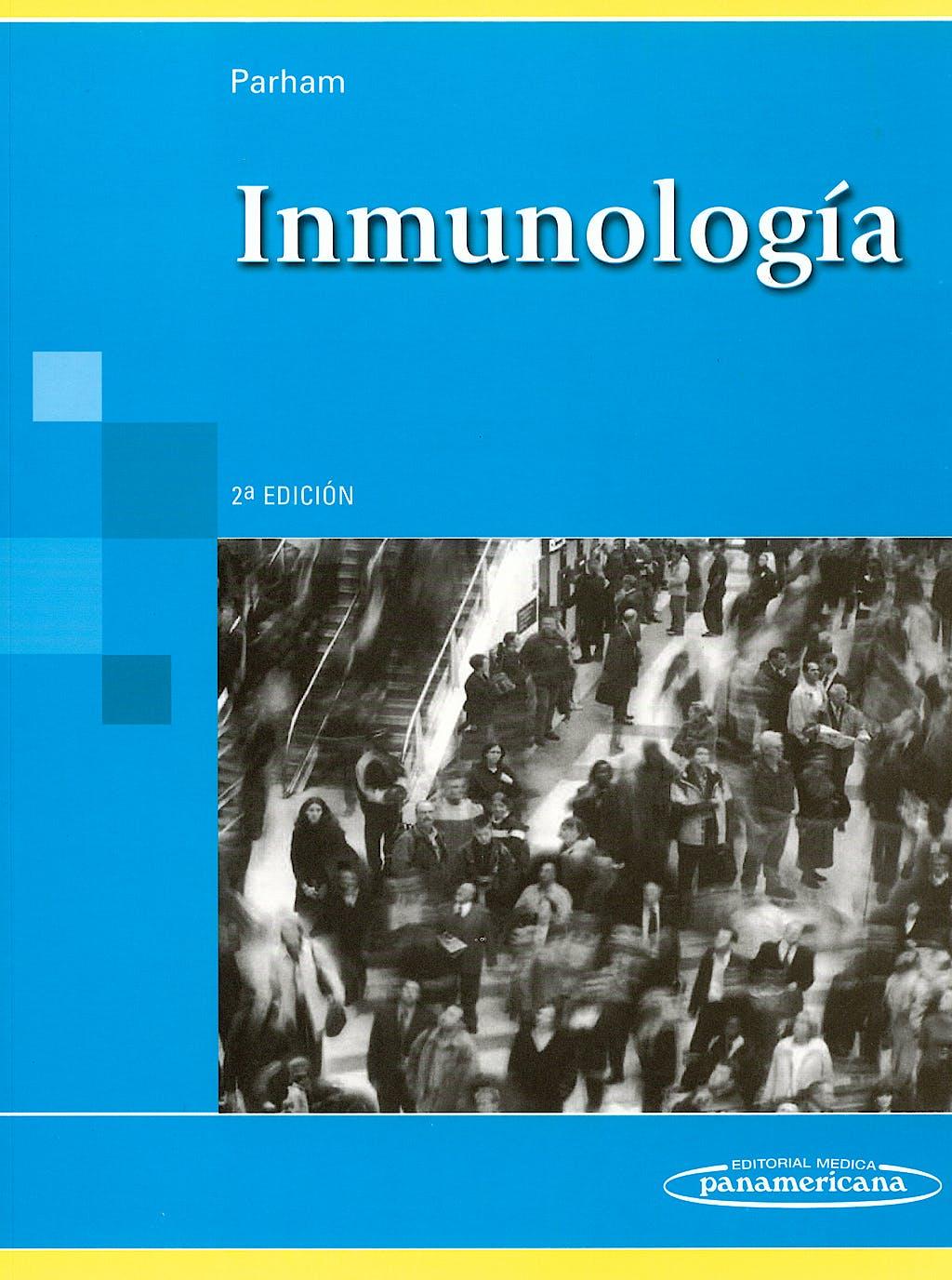 Portada del libro 9789500618823 Inmunologia