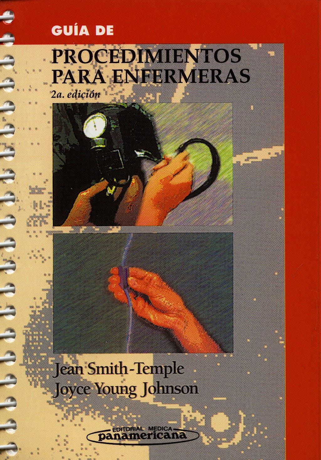 Portada del libro 9789500620055 Guia de Procedimientos para Enfermeras