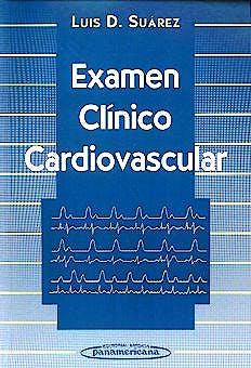 Portada del libro 9789500620376 Examen Clinico Cardiovascular