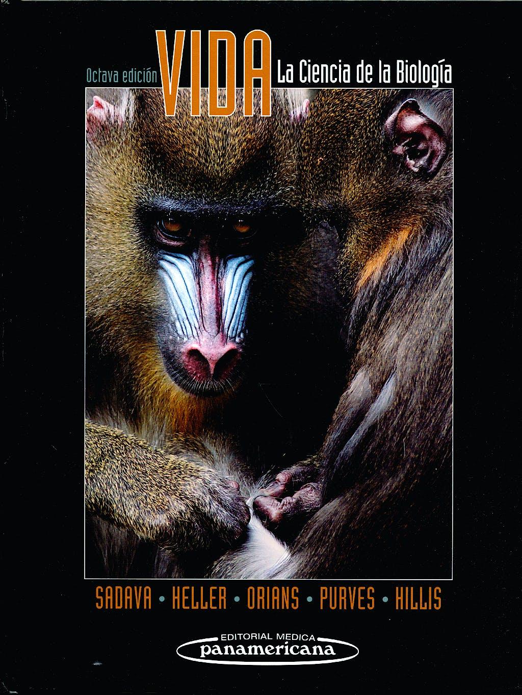 Portada del libro 9789500682695 Vida. la Ciencia de la Biologia