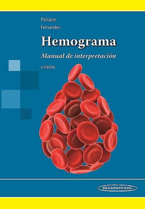 Portada del libro 9789500695374 Hemograma. Manual de Interpretación