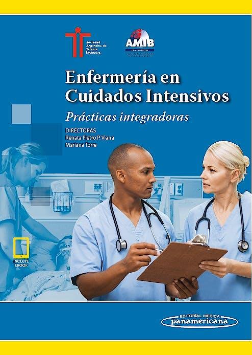 Portada del libro 9789500695749 Enfermería en Cuidados Intensivos. Prácticas Integradoras (Incluye E-Book)